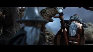 LEGO The Hobbit: The Desolation of Smaug - Teaser Trailer [HD]