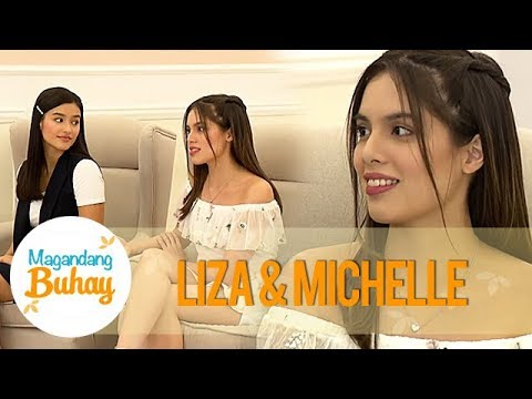 Xxx Mp4 Magandang Buhay Liza And Michelle S Friendship 3gp Sex