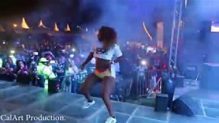 Arrow Bwoy Live Performance in NAIVASHA [ChromeInvasionNYbash]