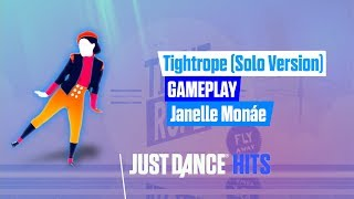 Tightrope (Solo Version) | Just Dance Hits Gameplay
