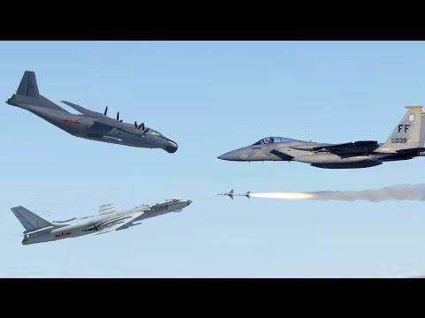 Japan scrambles fighter jets to respond
