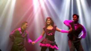 Shakti Mohan Best Stage performance in Singapore (ZEE) 2013