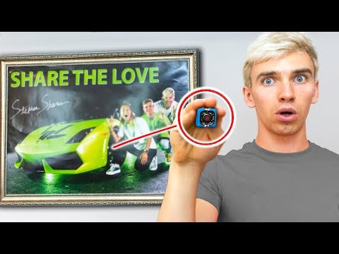 Xxx Mp4 WE FOUND THE GAME MASTER TOP SECRET HIDDEN SPY CAMERA In Our HOUSE TRACKING DEVICE HACKED 3gp Sex