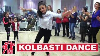 Kolbasti - turkish dance of girl/ Kolbastı kız dansı/ Колбасты танец