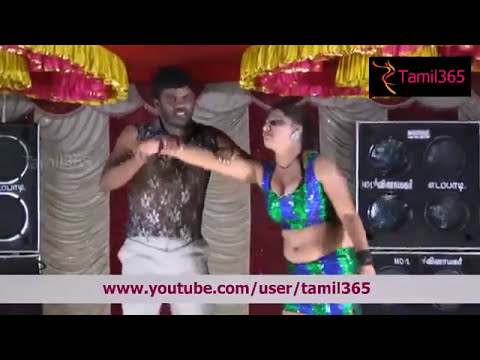 New Tamil Village  Record Dance 2016   Adal Padal Dance