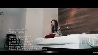 Miss Universe Kamab new song នឹកសាកលវិទ្យាល័យ