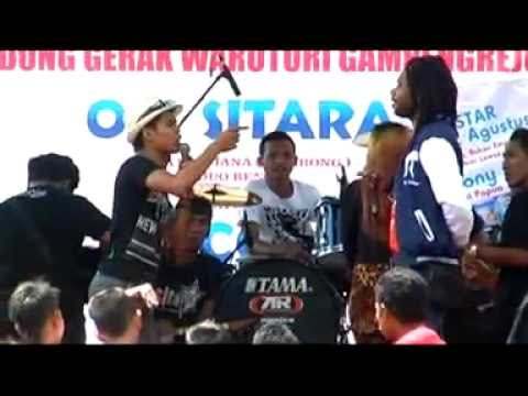 RONY LAU feat Rista Sempog NEW SITARA - Oplosan - New Sitara live waruturi - Dangdut koplo hot 2015 Mp3