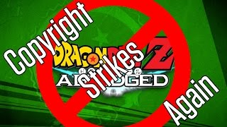 Dragon Ball Z Abridged Pulled! Copyright Strikes Again