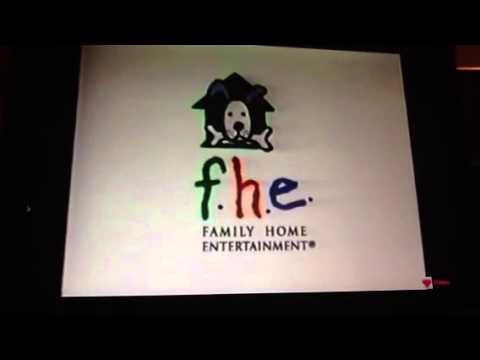 Family Home Entertainment For Kids Logo 1998 2005