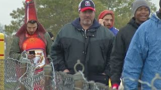 Bills fans disappointed after loss to New England Patriots