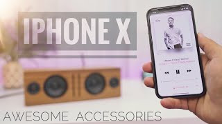 Awesome Accessories for iPhone X