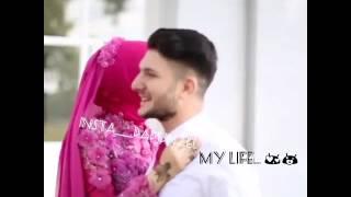 Hijab muslim couple..