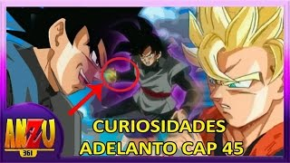 DRAGON BALL SUPER ADELANTO CAPITULO 50 | CURIOSIDADES Y ERRORES | BLACK VS GOKU | REVIEW | ANZU361