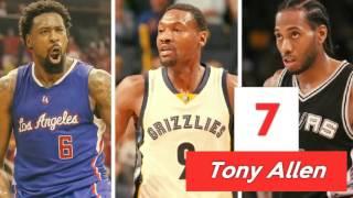 NBA Top 10 Defensive Players of 2014   2015