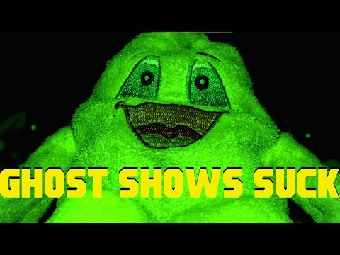 Ghost Shows Suck ralphthemoviemaker