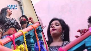Superhit होली गीत 2017 - Ritesh Pandey - जीजा हो जीजा - Pichkari Ke Puja - Bhojpuri Holi Songs