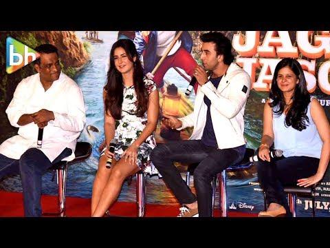 Uncut | Ranbir Kapoor | Katrina Kaif | Jagga Jasoos Song Launch | Galti Se Mistake