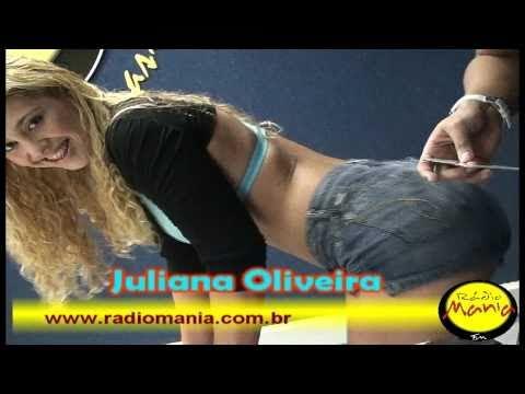 Rádio Mania Juliana Oliveira no Bundalelê