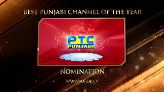 NOMINEE - AVTA2015 - PTC Punjabi