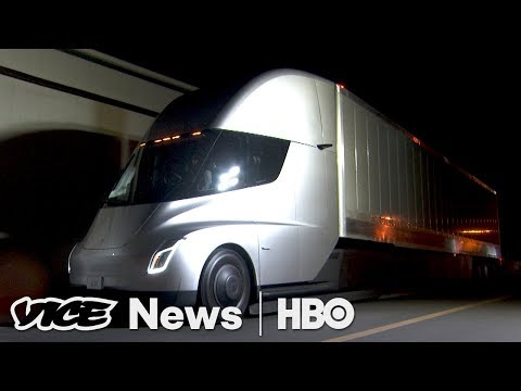 Tesla Makes Big Promises It Probably Can't Keep With New Semi-Truck (HBO)