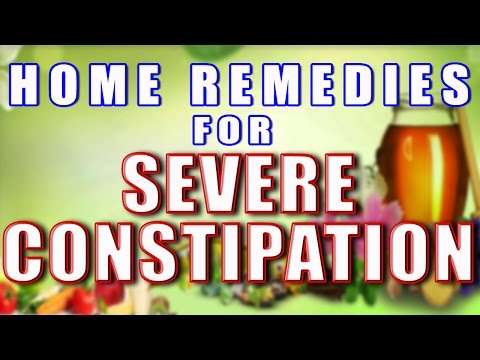 Home Remedies for Severe Constipation II कब्ज़ के घरेलु उपचार II