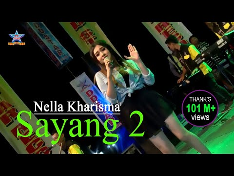 "Nella Kharisma ""Honey 2 [Official video HD]"