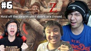 Kita Bom Para Zombie - World War Z Indonesia - Part 6