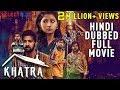 Download Video Download Khatra - Hindi Dubbed Full Movie | Santhosh Prathap, Reshmi Menon, Kovai Sarala 3GP MP4 FLV