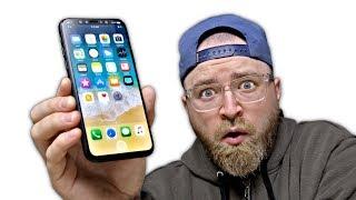 I've Got The iPhone 8 Prototype!!!