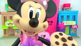 MINNIE MOUSE Kitchen Bowtastic Magical Microwave, Blender Slime Smoothie Maker, Toaster, Mixer TUYC