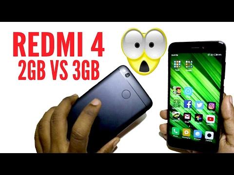 Xxx Mp4 Redmi 4 2GB Ram Vs 3GB Ram Which Is Better Hindi 3gp Sex