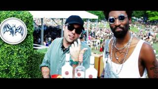 Bacardi House Party at the Governors Ball.
