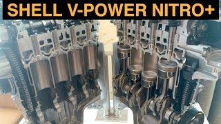 Shell V-Power Nitro+ (Premium Gasoline Fuel Testing)
