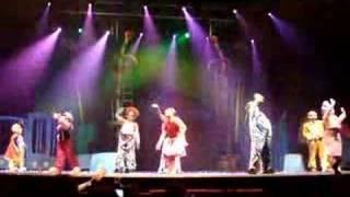 lazy town teatro Coliseo 2008