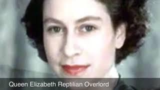 Best Proof of Reptilian Shapeshifters Queen Elizabeth & more