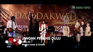 RHOMA IRAMA & SONETA GROUP FT. INTAN ALI - JANGAN PEGANG DULU (LIVE, KONSER NADA & DAKWAH)