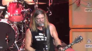 Corrosion Of Conformity  Long Whip  Big America 12102015 Raleigh Nc
