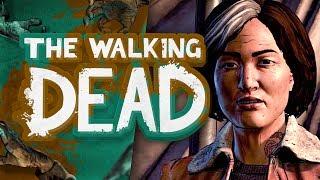 The Walking Dead: SHOULD SHE LIVE?