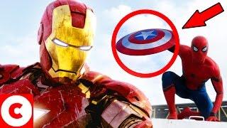 10 Erreurs De Films De Super-héros Que Vous N'avez Jamais Remarqué