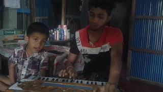দেখুন এত ছোট্ট পিচ্চি কিভাবে গাইল কিরনমালার মেয়ের গান