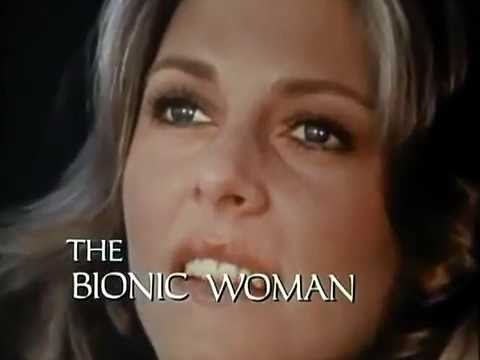 The Bionic Woman Opening Theme HQ FULL ORIGINAL