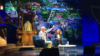 Tom Fitzgerald about Walt Disney Studios Park expansion
