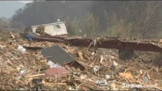 Japanese earthquake how the disaster unfolded