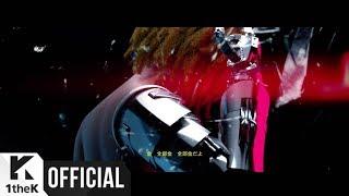 [MV] Ja Mezz(자메즈) _ alchemy(錬金術) (Feat. Dok2, MINO)