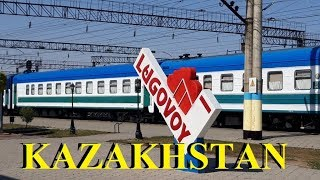 Southern Kazakhstan Overland by train to Bishkek  Part 1