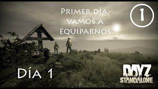 NUEVA SERIE DÍA 01 | SOBREVIVE EN CHERNARUS | DAYZ STANDALONE | GAMEPLAY ESPAÑOL 1080 #01