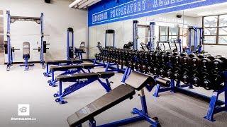 Crummy High School Gym Gets World Class Makeover | Anderson Prep Academy