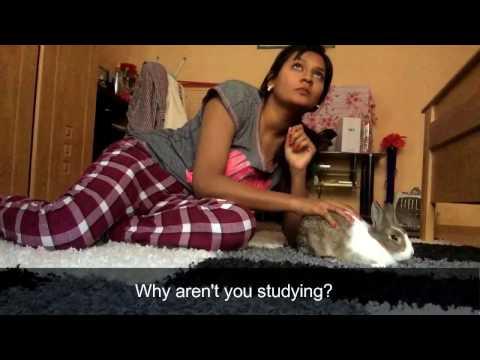 Exam Scenario in a Tamil Household