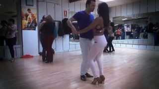 BACHATA Romeo Santos - Hilito  www.bailesurmadrid.com