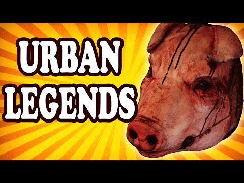 Top 10 Urban Legends You ve Probably Never Heard Of — TopTenzNet